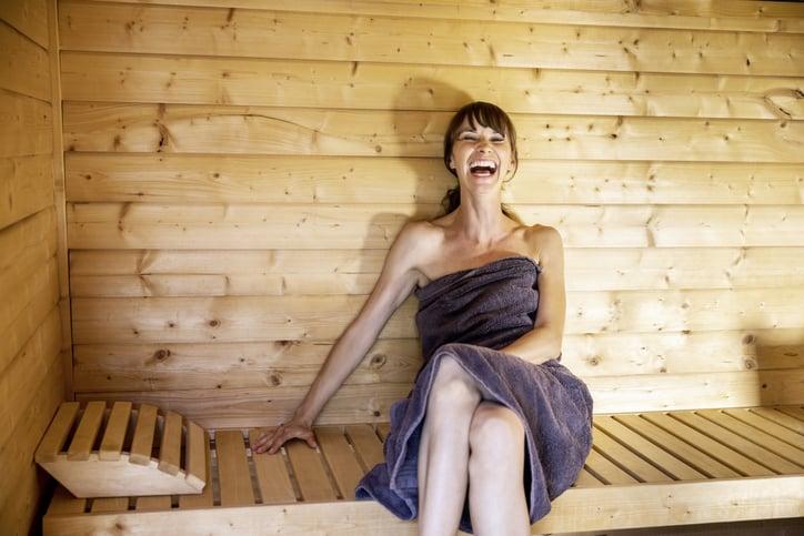 So macht Sauna Spaß
