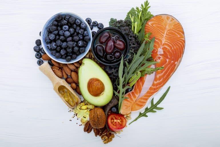 Gesunde Lebensmittel, die natürlich den Cholesterinspiegel senken können